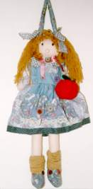 Sewing SueEllen Doll