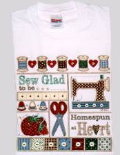 Homespun at Heart T-Shirt